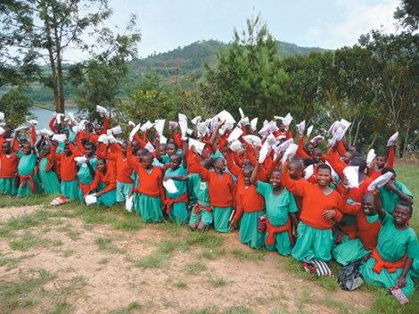 Ouganda. ©Amy Fallon.