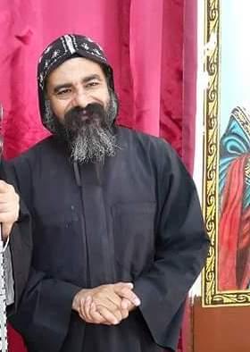 Gabriel Anthony, prêtre copte orthodoxe, enlevé par des inconnus à Nyala, au Darfour