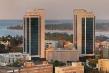 """Banque de Tanzanie, Dar-es-Salaam. """"L'heure dorée"""""""