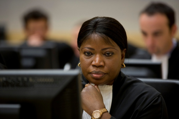 Fatou Benssouda, procureure de la Cour pénale internationale. (CC) CPI.