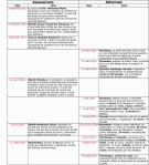 Chronologie des assassinats et des attaques terroristes.