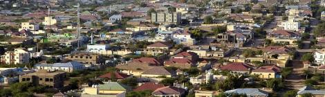 Vue d'Hargeisa