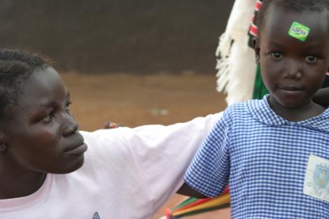 Le centre Butterfly à Gulu, Ouganda oeuvre pour les victimes du conflit entre les forces armées et les rebelles de l'Armée de la résistance du Seigneur.
