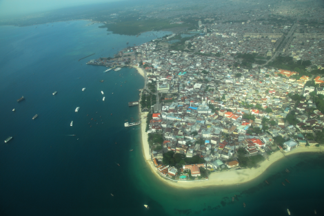 "La ville de Zanzibar ""Stonetown"""