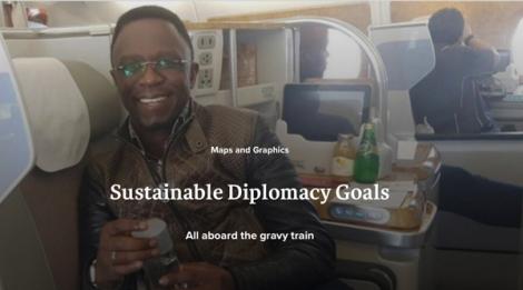 Dossier Irin sur les délégations de la réunion du 18 décembre 2015 sur les objectifs du développement durable