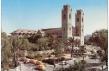 Carte postale de la cathédrale de Mogadiscio, avant 1991