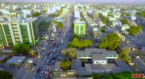 Reportage sur Hargeisa, Somaliland, et son développement par Integration TV