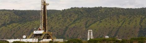 Prospection de pétrole en Ouganda