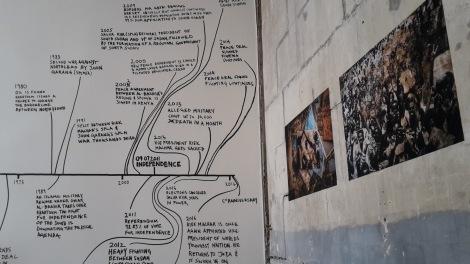 Dominic Nahr aux Rencontres photographiques d'Arles - Soudan du Sud pays brisé
