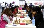 Ronde d'échecs Botswana-Angola. 42èmes Olympiades, Bakou, Azerbaïdjan