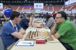 Ronde d'échecs Soudan-Pays de Galles, aux 42èmes Olympiades de Bakou, Azerbaïdjan