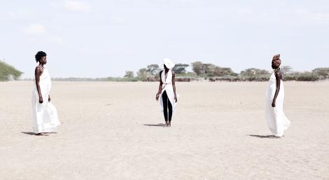 Défilé de mode pour les fillettes sud-soudanaises contraintes au mariage