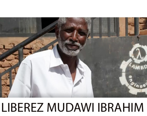 Mudawi Ibrahim Adam, militant soudanais des droits de l'homme