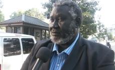 Malik Agar, commandant-en-chef du SPLM-N